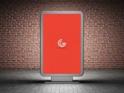 Street Billboard PSD Mockup For Branding And Advertisement