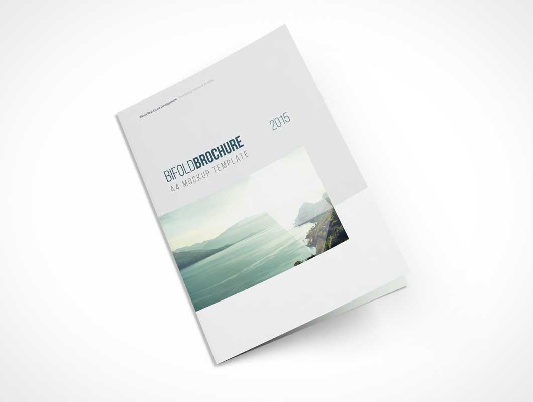 Catering Services A Bi Fold Brochure Template Jeppefmtk - A4 brochure template