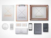 Creative Designer Scene Generator PSD Mockup