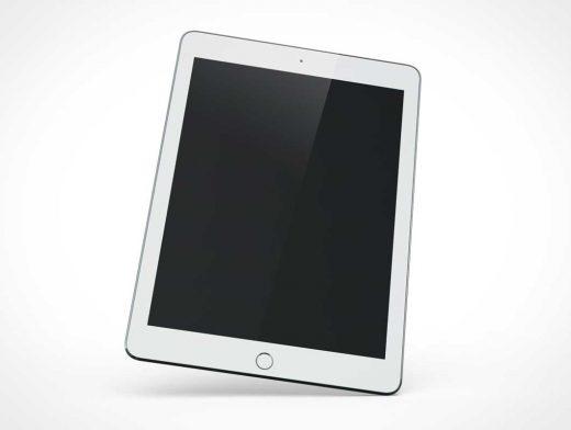 iPad Pro Angled PSD Mockup