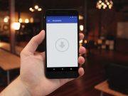 Nexus 5X Evening Shots PSD Mockups