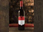 Wine Bottle Bordeaux Product Shots PSD Mockup