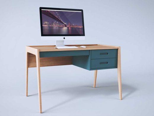 Workstation iMac Studio Setup PSD Mockup