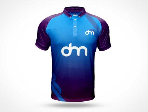 T-Shirt Sample Sale Front PSD Mockup