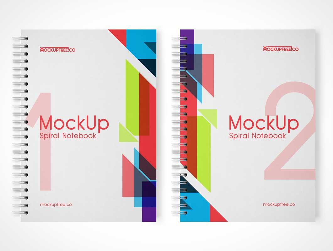 Sketchbook - PSD Mockups