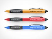 Branded Corporate Pen PSD Mockup