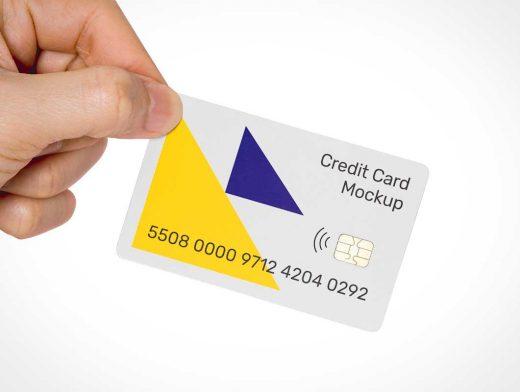 Credit Card Payment PSD Mockups